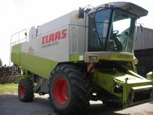2002 CLAAS Lexion 470 RF11514