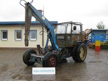 FORTSCHRITT T 157  wheel excava