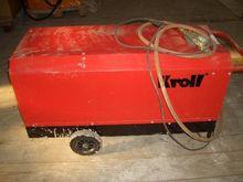 1991 Kroll gas heaters P 1420 i
