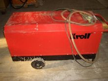 1991 Kroll gas heaters P 1420 i