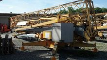 1995 Potain HD 32 A constructio