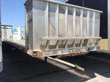 2006 Fontaine Infinity Flatbed