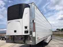 2011 Wabash REEFER Refrigerated