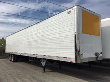 2017 Wabash REEFER Refrigerated