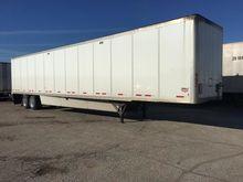 2013 Wabash Duraplate Dry Van