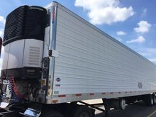 2007 Utility Reefer Refrigerate