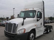 2014 Freightliner EVO