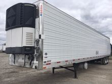 2008 Utility 3000R Refrigerated