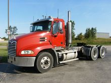 Used 2005 Mack CX600