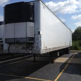 2008 Wabash REEFER Refrigerated