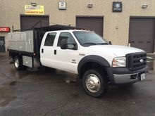 2007 Ford 450