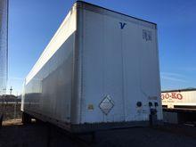2007 Vanguard VIP Dry Van