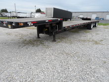 2008 Fontaine Flat Flatbed