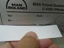 1989 MAN-Roland R202 TOB