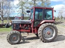 1989 Belarus Agross 826