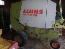 1996 CLAAS Rollant 46