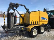 2008 New Holland BR6090