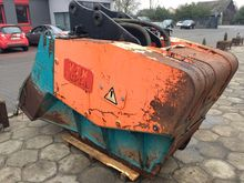 2007 Crushing bucket VTN FB250