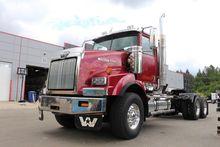 2013 WESTERN STAR 4900SA