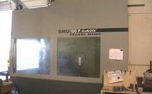 2003 DMG DMU 100P DuoBlock
