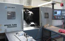 Used 2012 OKUMA SPAC