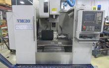 2007 Miltronics VMC-20 5-AXIS M