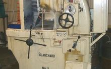 BLANCHARD #11 ROTARY SURFACE GR