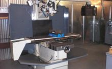 2007 KENT 3-AXIS CNC BED MILL