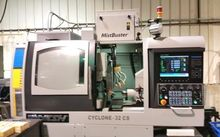2013 Ganesh CYCLONE 32CS CNC SW
