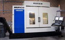 2009 HURCO VMX-60U 5-AXIS