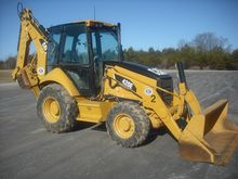 2008 CAT 420E