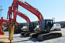 2017 Link-Belt Cranes 210 X4