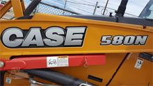 Used 2014 CASE 580N