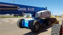 Used 2011 GENIE S125
