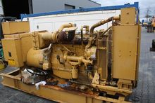 1970 Caterpillar power generato