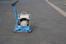 2013 Weber vibrating plate CR 2