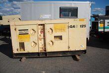 1991 Atlas Copco QAS 125