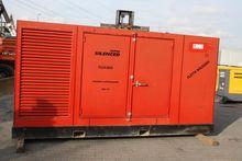 2011 Iveco FPP power generator
