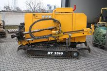 1997 Vermeer BT 2510 horizontal