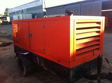 2000 Himoinsa 60 KVA generator