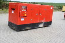 2007 Himoinsa HFW 160 T5