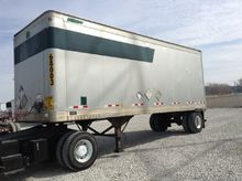 2001 GREAT DANE TRAILER