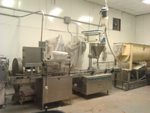 Complete Powder Filling Line