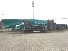 Used Screeners Powerscreen for sale  Powerscreen equipment & more