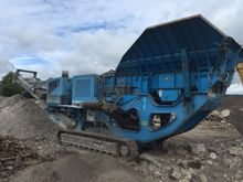 Used TEREX PEGSON XR