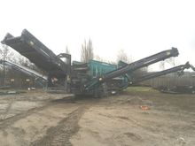 Used POWERSCREEN H62