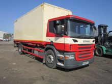 2009 SCANIA P230 DAY CAB