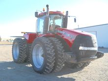 2012 CASE IH STEIGER 450 HD
