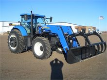 2013 NEW HOLLAND T7.260 SIDEWIN