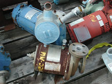 CRANE KEMP MW-2261 Pumps